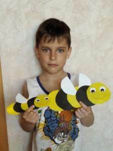 Алтухов Тимофей пчелки