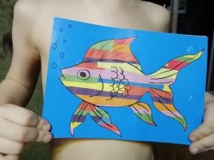 Исламов Антон рыбка