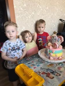 Моисеев Ярослав День рождения