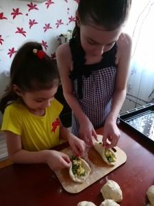 Осипова Виктория обед для семьи, приготовленный вместе, гораздо вкуснее