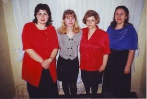 Наши воспитатели, 2000 г.