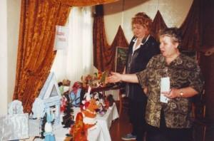 Выставка кукольных театров