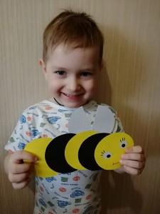 Тепловодский Андрей пчелка