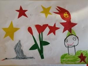 Тепловодских Саша рисунок День Победы