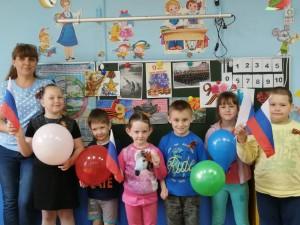 """Праздничные мероприятия в ДОУ """"Мы помним, мы гордимся!"""""""